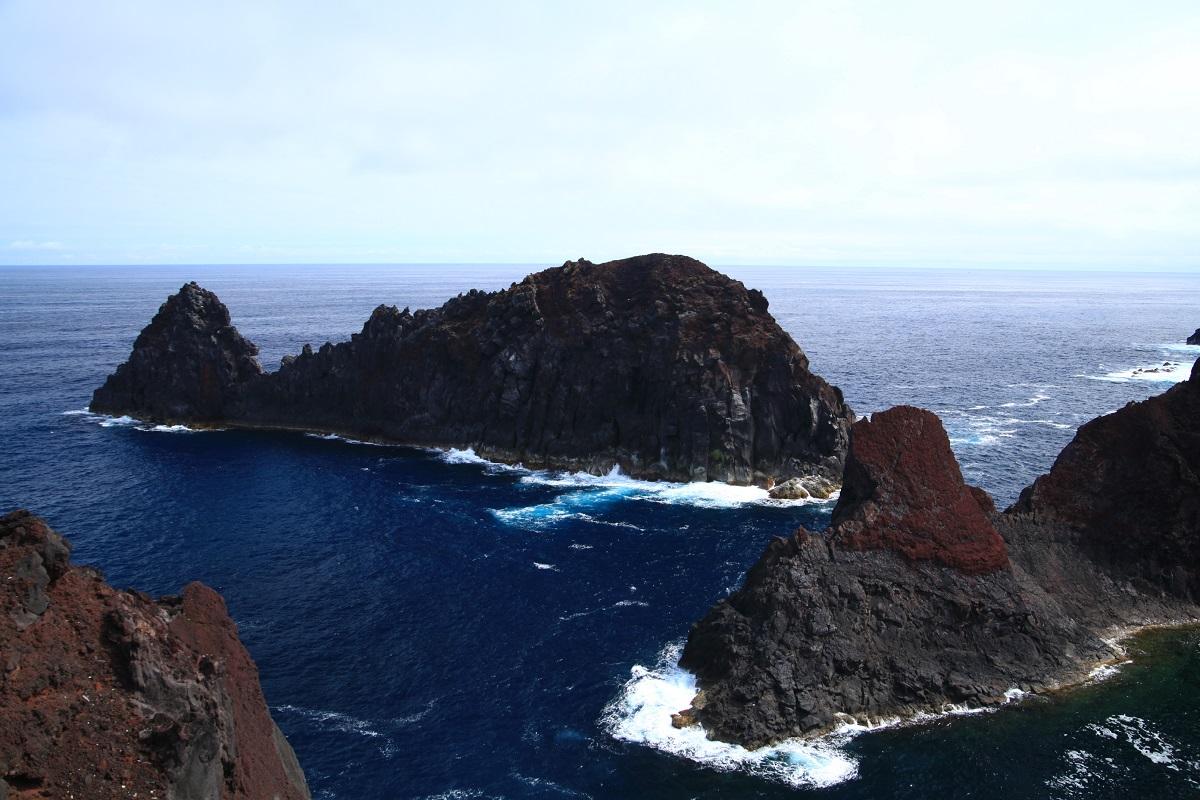Leuchtturm Ponta da Barca