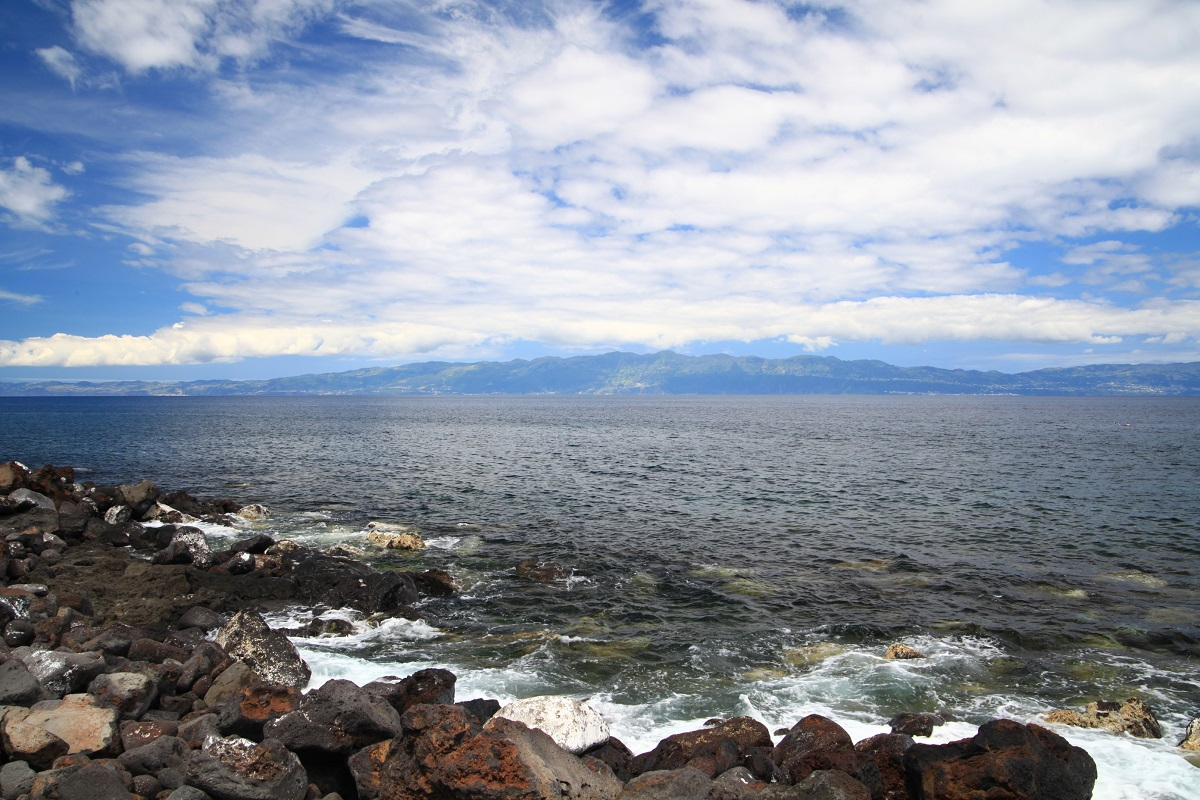 Blick vom Miradouro Terra Alta