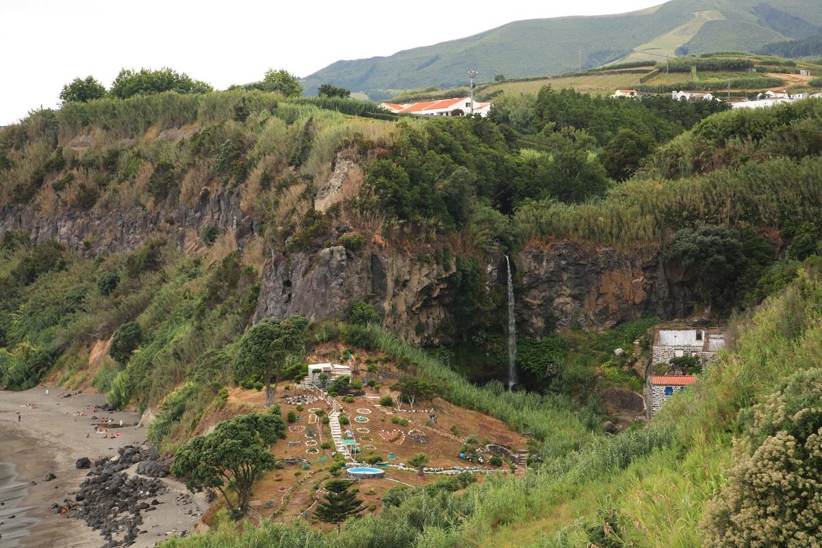 Agua d' Alto mit schönem Garten