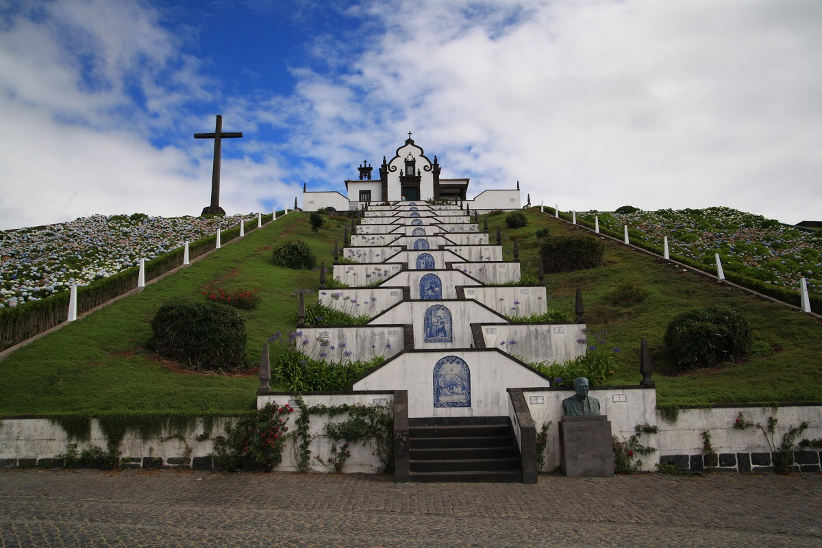 Kirche Ermida de Nossa Senhora da Paz