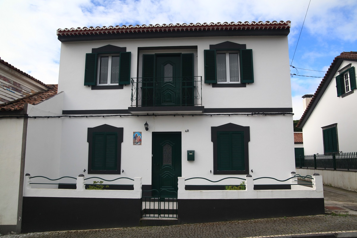 Haus in Furnas