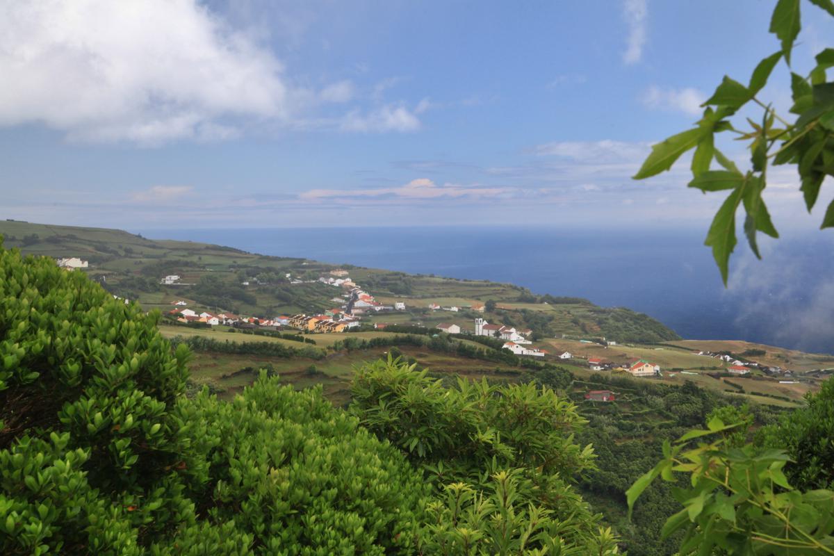 Ausblick vom Miradouro Ponta da Madrugada